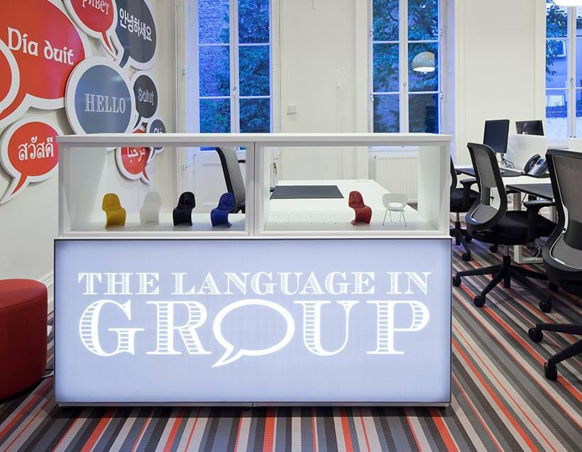 Language in Group