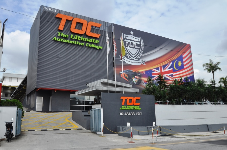TOC Automotive College